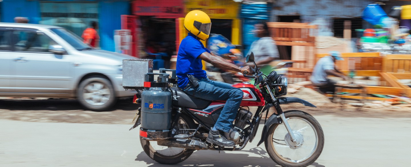 MGas Delivery Driver